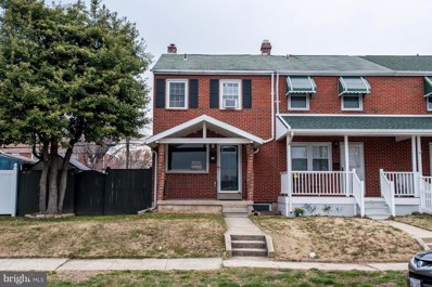 8168 Boundary Road, Baltimore, MD 21222 - MLS#: 1000242376