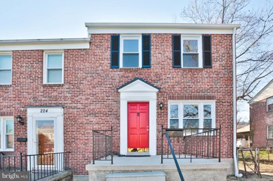 222 Medwick Garth, Baltimore, MD 21228 - MLS#: 1000242492
