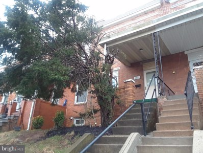 1922 Griffis Avenue, Baltimore, MD 21230 - MLS#: 1000242584
