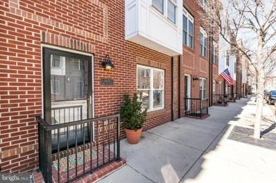 1428 Benjamin Street, Baltimore, MD 21230 - MLS#: 1000242650
