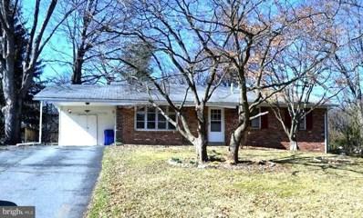 17552 Wheat Fall Drive, Derwood, MD 20855 - MLS#: 1000243038