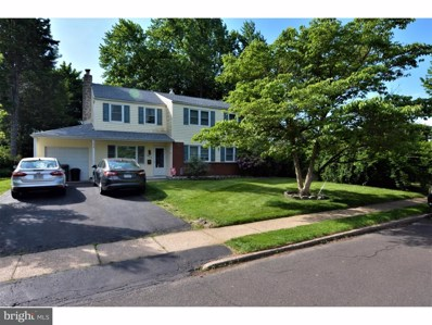 1023 Ponderosa Road, Lower Southampton, PA 19053 - MLS#: 1000243105