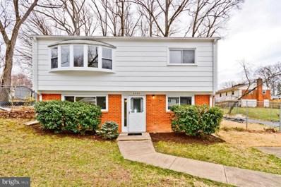 3323 Beaumont Road, Woodbridge, VA 22193 - MLS#: 1000243136