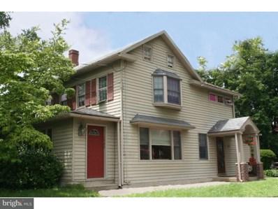1703 Canal Lane, Upper Black Eddy, PA 18972 - MLS#: 1000243379