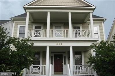 612 Kinvarra Place, Purcellville, VA 20132 - MLS#: 1000243996