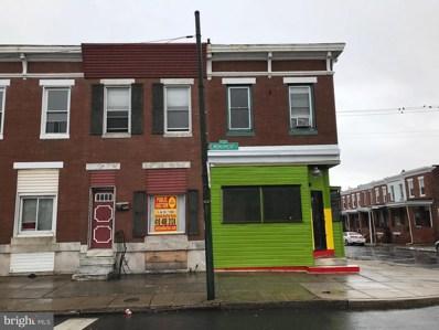 3123 Monument Street E, Baltimore, MD 21205 - MLS#: 1000244368