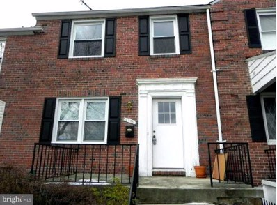 3906 Yolando Road, Baltimore, MD 21218 - MLS#: 1000244504
