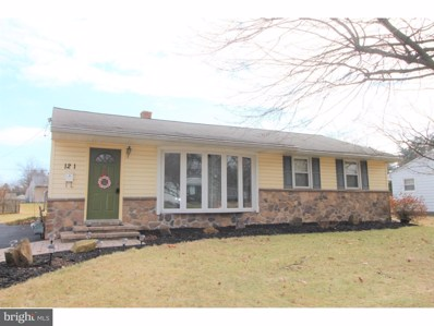 121 Woodland Drive, Warminster, PA 18974 - MLS#: 1000245032