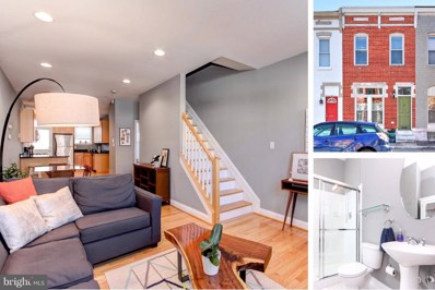119 Lakewood Avenue, Baltimore, MD 21224 - MLS#: 1000245042