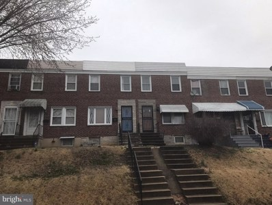 3854 Lyndale Avenue, Baltimore, MD 21213 - MLS#: 1000245090