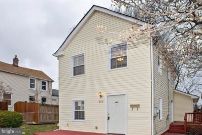 6316 Foote Street, Capitol Heights, MD 20743 - MLS#: 1000245344