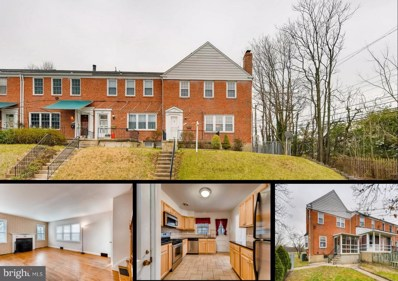 8101 Pleasant Plains Road UNIT 8101, Towson, MD 21286 - MLS#: 1000245348