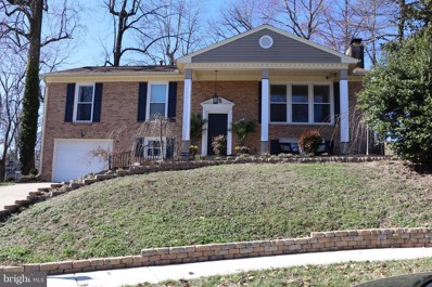 7306 Easy Street, Temple Hills, MD 20748 - MLS#: 1000245372
