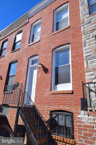 16 Port Street N, Baltimore, MD 21224 - MLS#: 1000245598