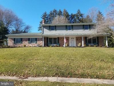 1156 Temple Drive, Yardley, PA 19067 - MLS#: 1000246140
