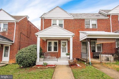 4314 Berger Avenue, Baltimore, MD 21206 - MLS#: 1000246188