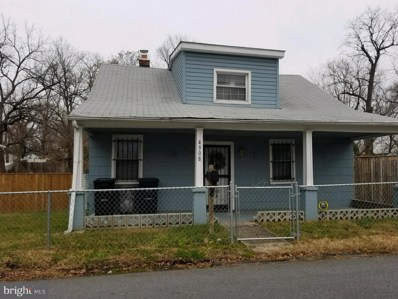 4908 Fable Street, Capitol Heights, MD 20743 - MLS#: 1000246546