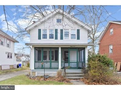 83 N American Street, Woodbury, NJ 08096 - MLS#: 1000246606