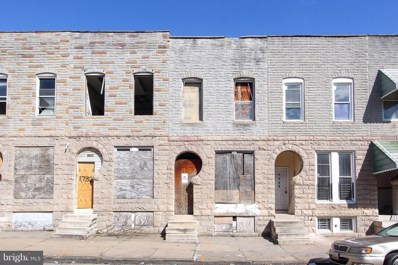 1734 Oliver Street E, Baltimore, MD 21213 - #: 1000246876