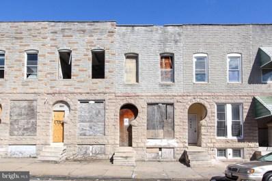 1734 Oliver Street E, Baltimore, MD 21213 - #: 1000246876