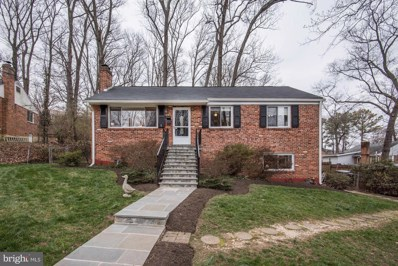7323 Woodley Place, Falls Church, VA 22046 - MLS#: 1000246882