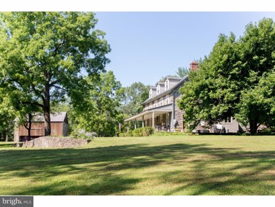 1393 Chestnut Ridge Road, Upper Black Eddy, PA 18972 - MLS#: 1000247295