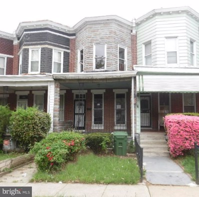 1310 Longwood Street N, Baltimore, MD 21216 - MLS#: 1000247440