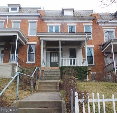 3631 Cottage Avenue, Baltimore, MD 21215 - MLS#: 1000247462