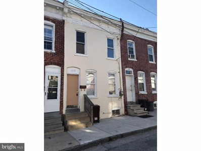 1112 Columbia Avenue, Wilmington, DE 19805 - MLS#: 1000247506