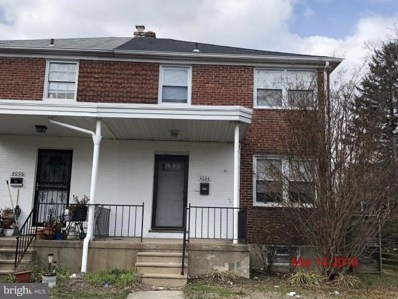 4004 Brookhill Road, Baltimore, MD 21215 - MLS#: 1000247898
