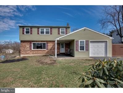319 Bow Lane, Gilbertsville, PA 19525 - MLS#: 1000248664