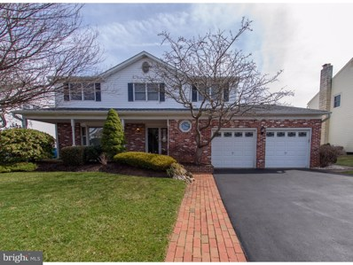 8 Hedgerow Drive, Fairless Hills, PA 19030 - #: 1000248842