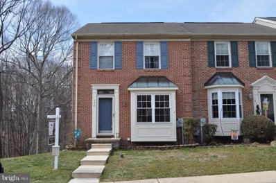 442 Oakton Way, Abingdon, MD 21009 - MLS#: 1000248964
