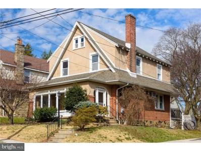 821 Foss Avenue, Drexel Hill, PA 19026 - MLS#: 1000249066