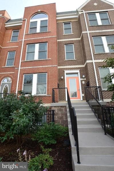 1368 Monroe Street NW UNIT B, Washington, DC 20010 - MLS#: 1000250504