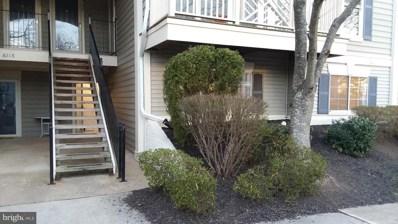 8218 Winstead Place UNIT 102, Manassas, VA 20109 - MLS#: 1000250614