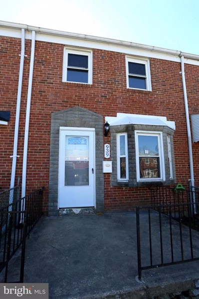 939 Middlesex Road, Baltimore, MD 21221 - MLS#: 1000251828