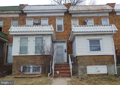 4513 Pimlico Road, Baltimore, MD 21215 - MLS#: 1000252148