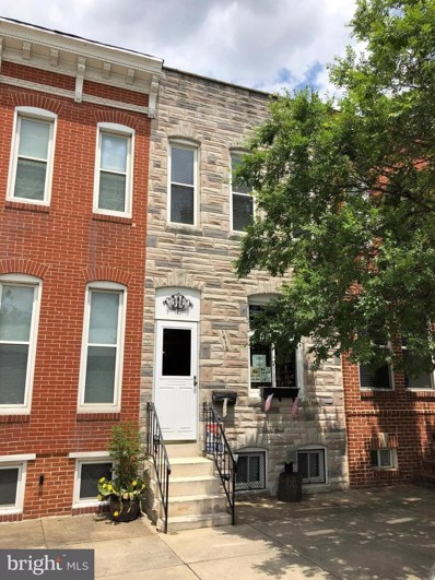 1418 Fort Avenue, Baltimore, MD 21230 - #: 1000252454