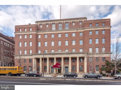 1601 Spring Garden Street UNIT 207, Philadelphia, PA 19130 - MLS#: 1000252534