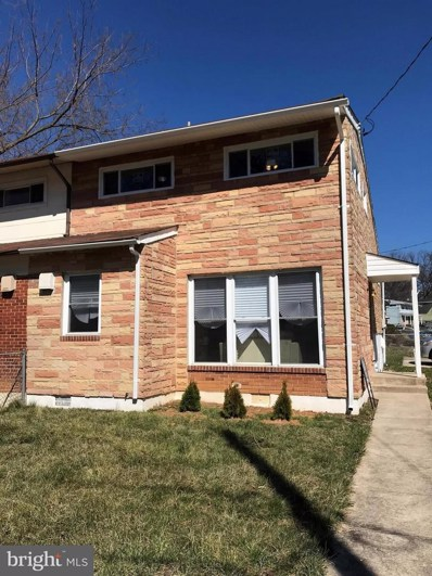701 Birchleaf Avenue, Capitol Heights, MD 20743 - MLS#: 1000252678