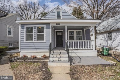 915 Mentor Avenue, Capitol Heights, MD 20743 - MLS#: 1000252986