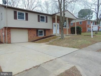 4703 Koester Drive, Woodbridge, VA 22193 - MLS#: 1000253030