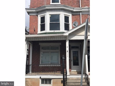 133 Beech Street, Pottstown, PA 19464 - MLS#: 1000253262