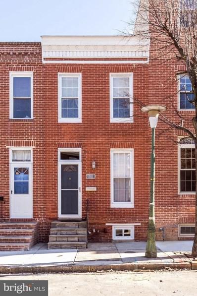1513 William Street, Baltimore, MD 21230 - MLS#: 1000253666