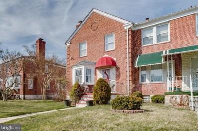 1530 Burnwood Road, Baltimore, MD 21239 - MLS#: 1000253984
