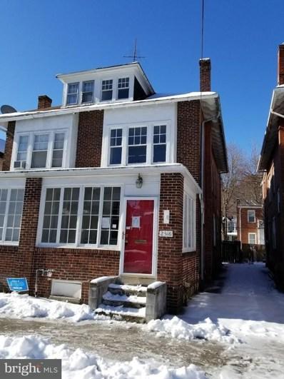 2318 Green Street, Harrisburg, PA 17110 - MLS#: 1000253990