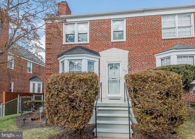 1614 Ingram Road, Baltimore, MD 21239 - MLS#: 1000254064