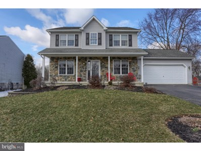 237 W Walnut Tree Drive, Blandon, PA 19510 - MLS#: 1000254116