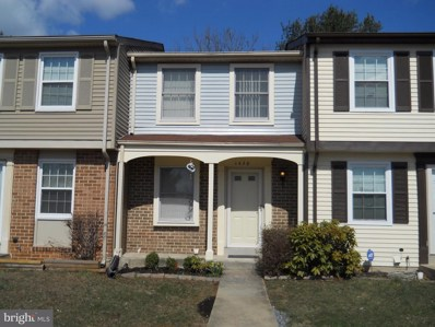 1438 Farmcrest Way, Silver Spring, MD 20905 - MLS#: 1000254292